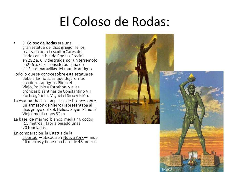 El Coloso de Rodas: