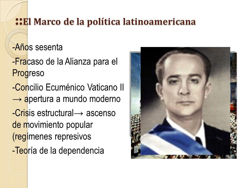 ::El Marco de la política latinoamericana