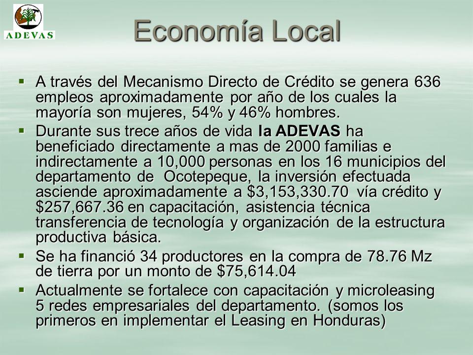Economía Local