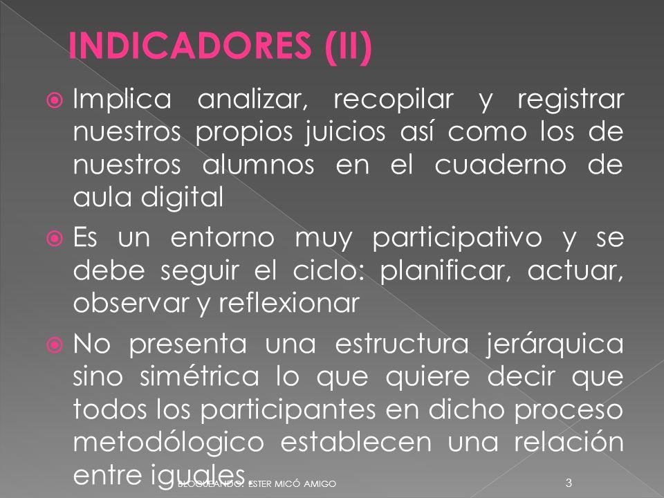 09/06/11 INDICADORES (II)