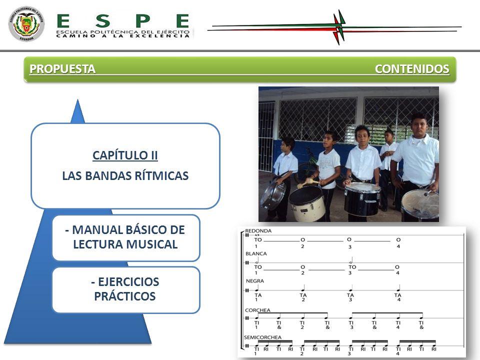 - MANUAL BÁSICO DE LECTURA MUSICAL - EJERCICIOS PRÁCTICOS