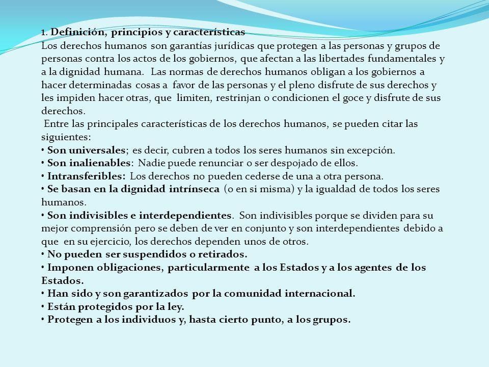 1. Definición, principios y características