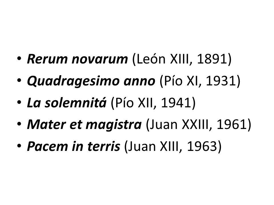 Rerum novarum (León XIII, 1891)