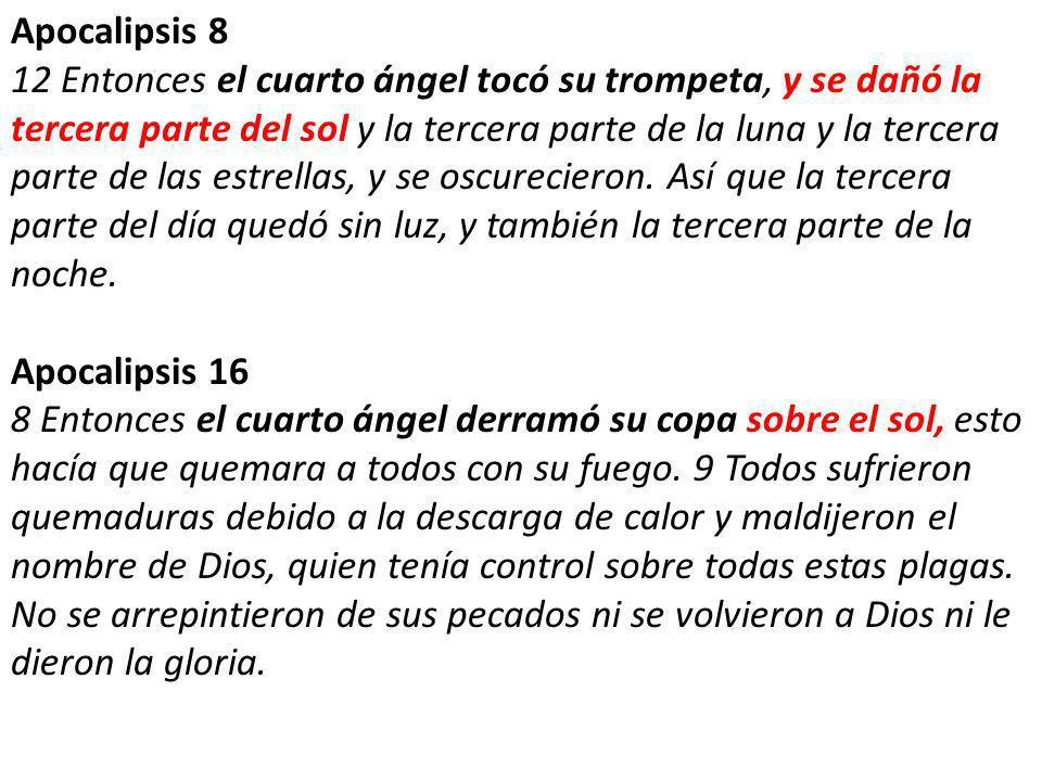 Apocalipsis 8