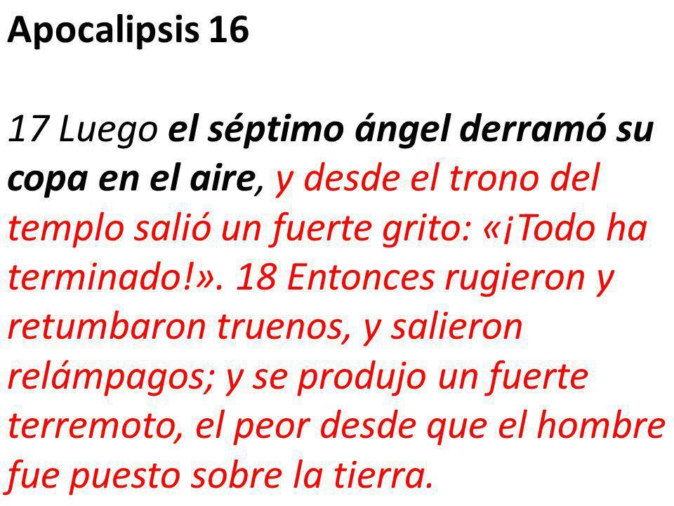 Apocalipsis 16