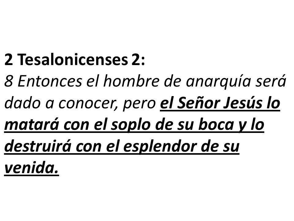 2 Tesalonicenses 2: