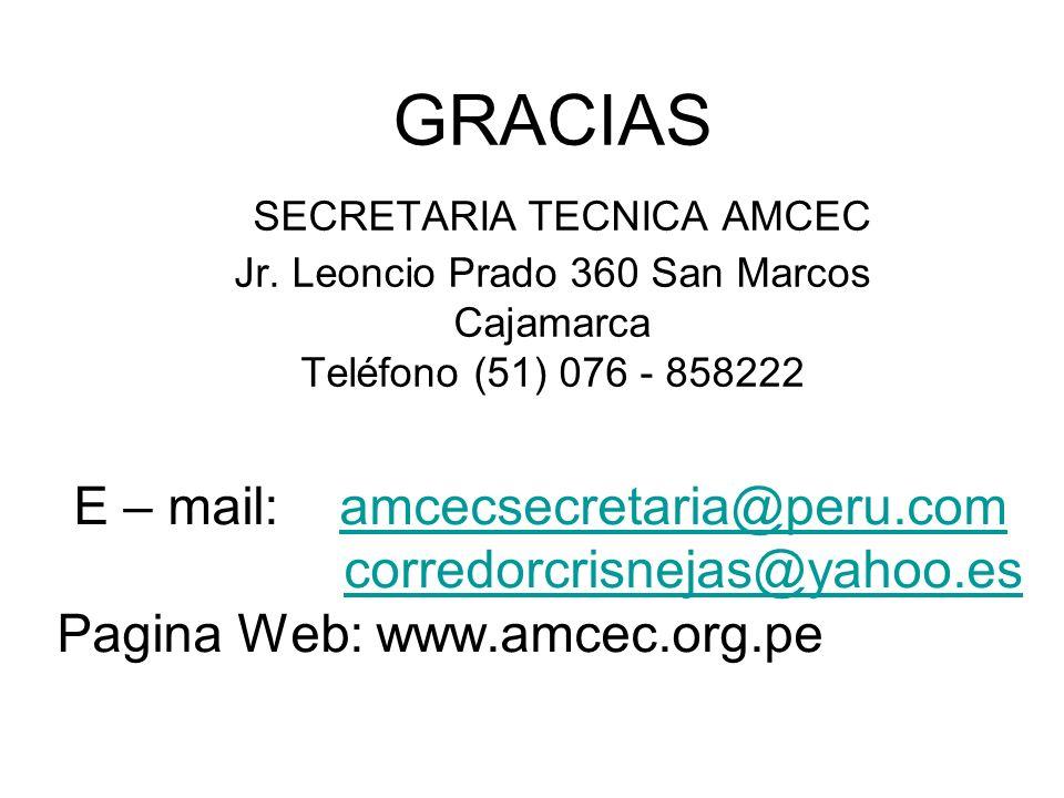 E – mail: amcecsecretaria@peru.com