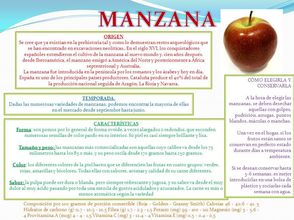 MANZANA ORIGEN.