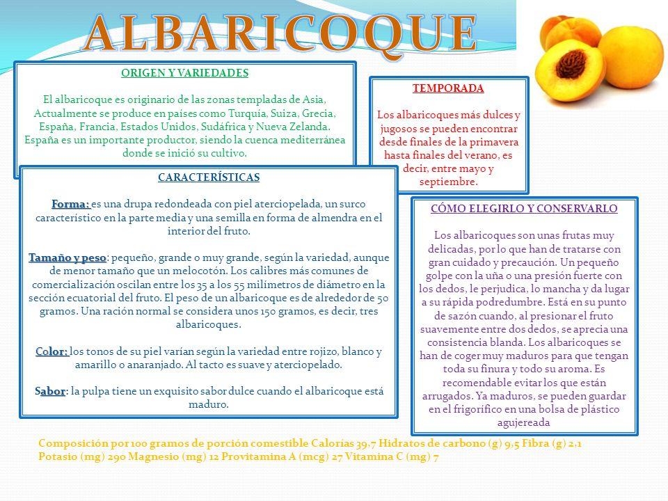 ALBARICOQUE