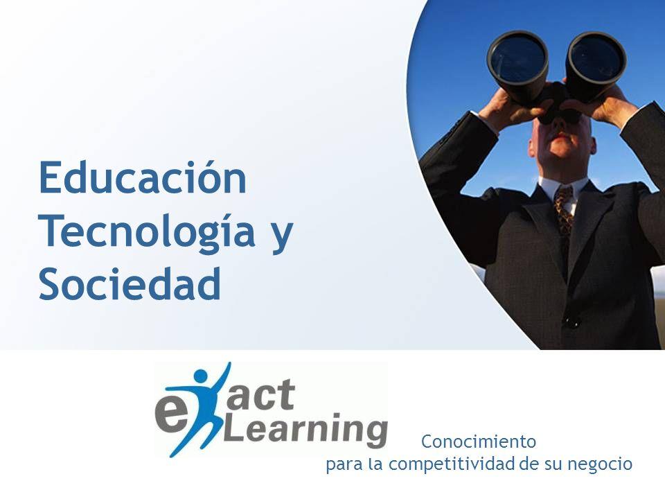 Educación Tecnología y Sociedad