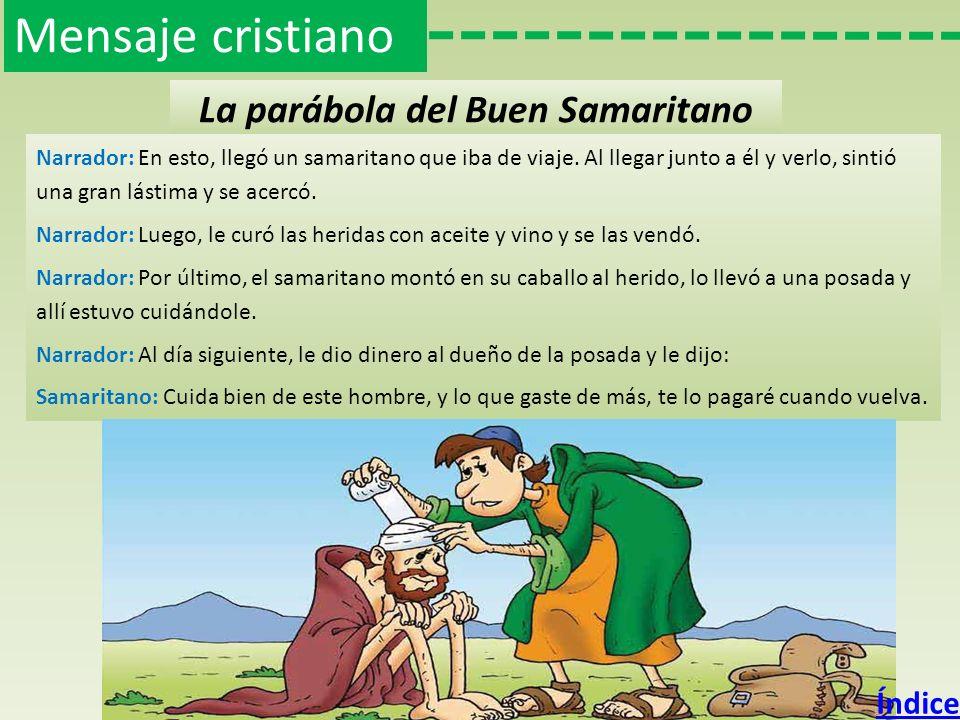 La parábola del Buen Samaritano