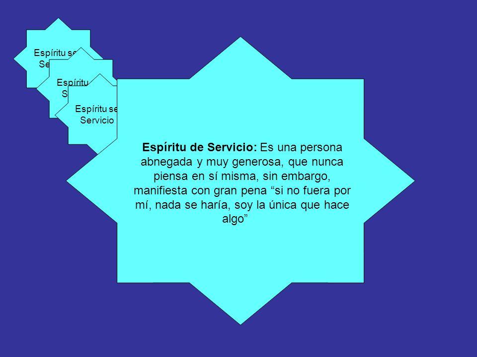 Espíritu se Servicio