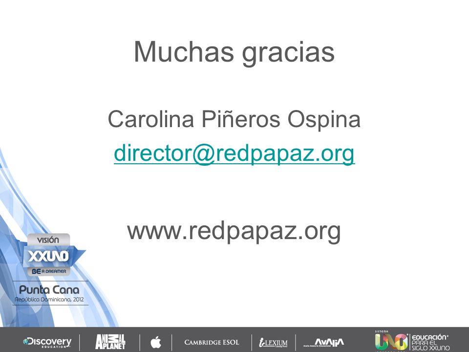 Carolina Piñeros Ospina