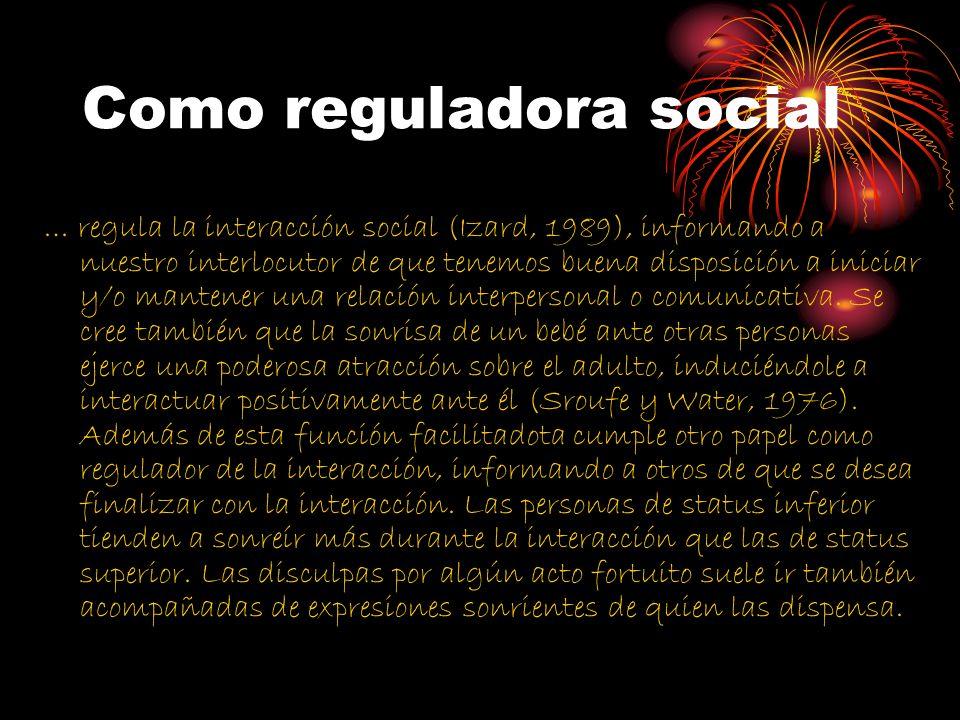 Como reguladora social