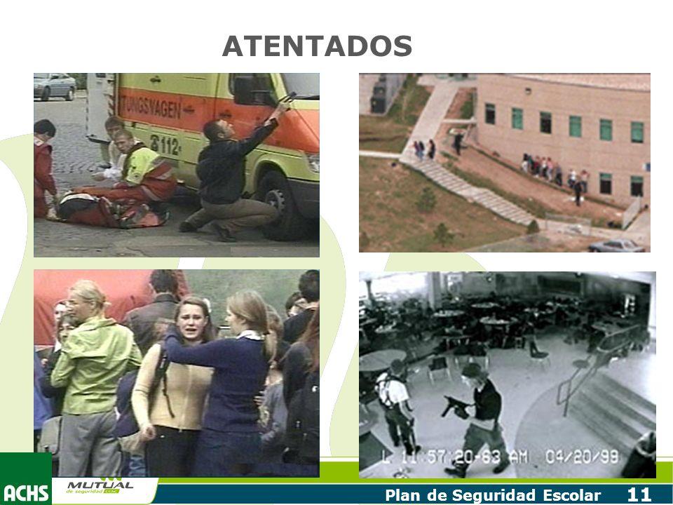 ATENTADOS