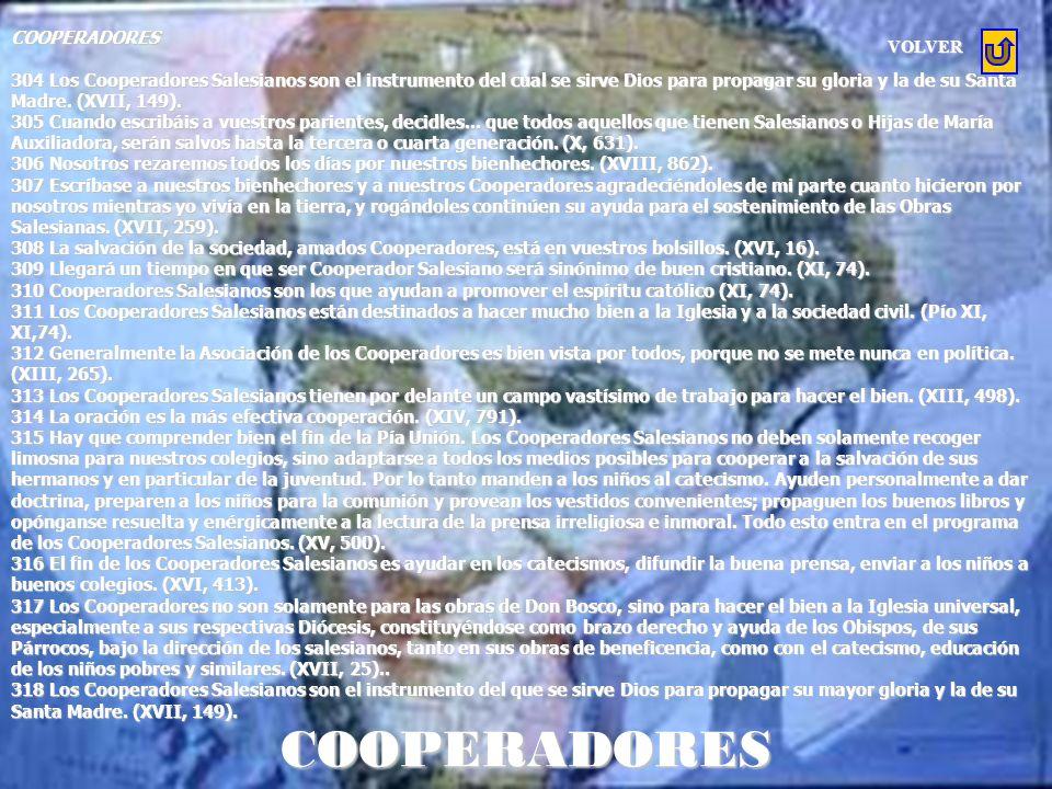 COOPERADORES COOPERADORES