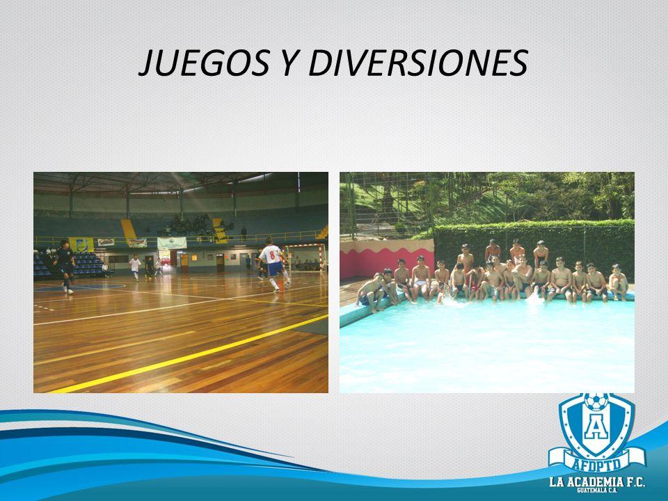 JUEGOS Y DIVERSIONES