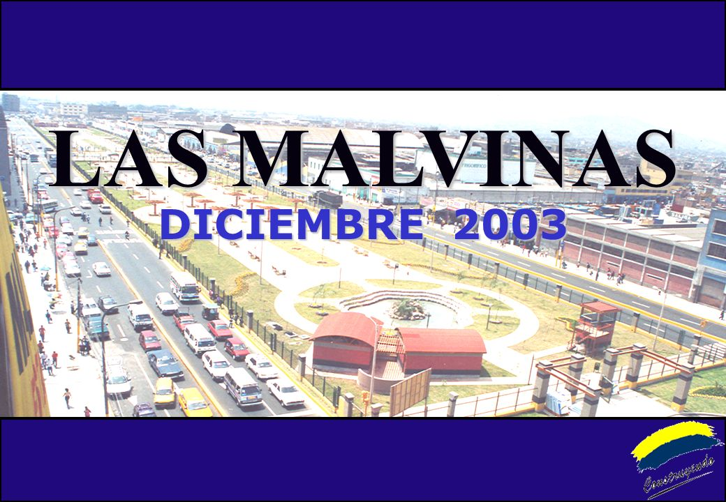 LAS MALVINAS DICIEMBRE 2003
