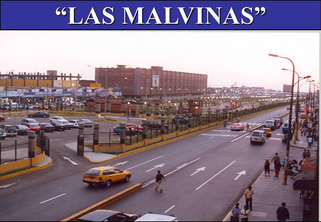 LAS MALVINAS
