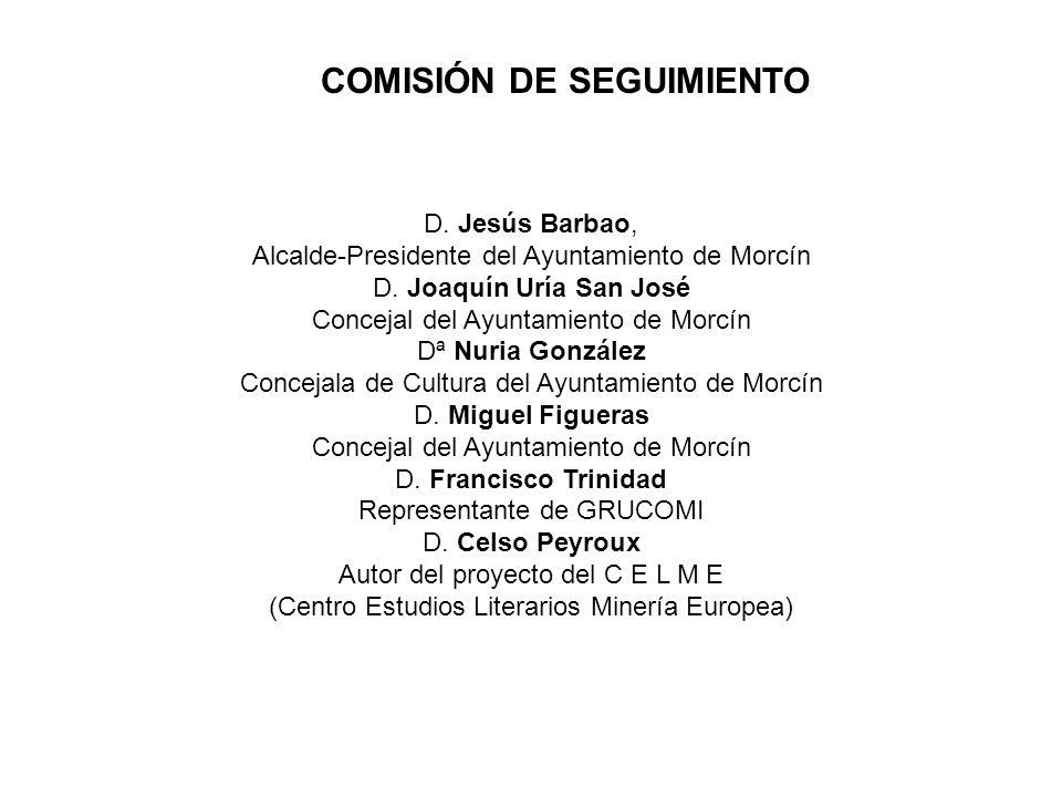 COMISIÓN DE SEGUIMIENTO