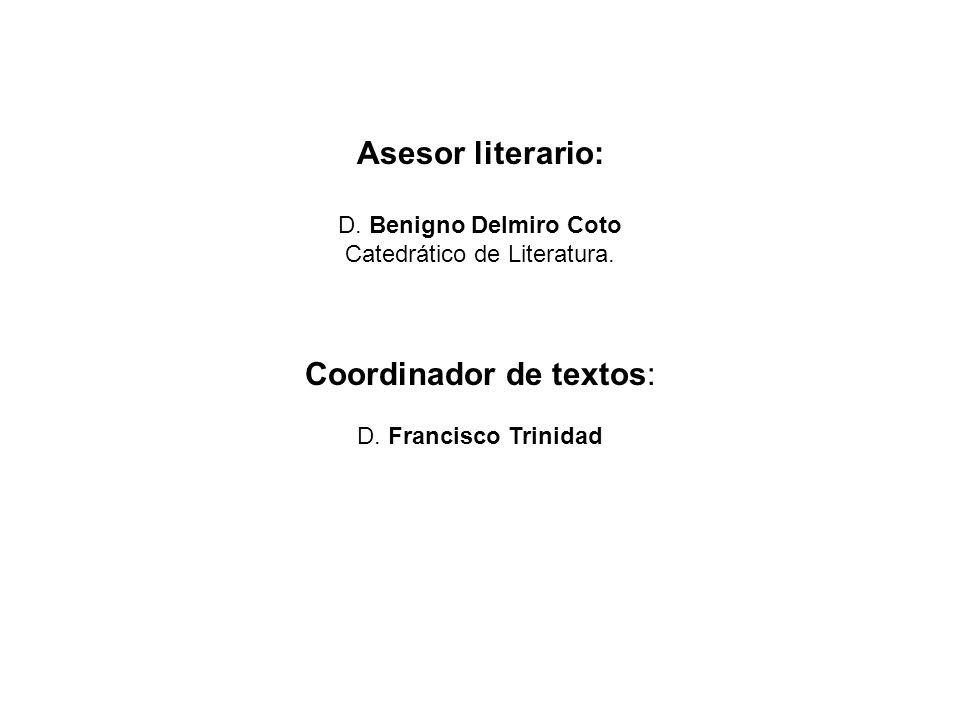 Coordinador de textos: