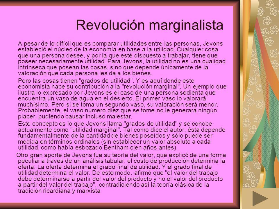 Revolución marginalista
