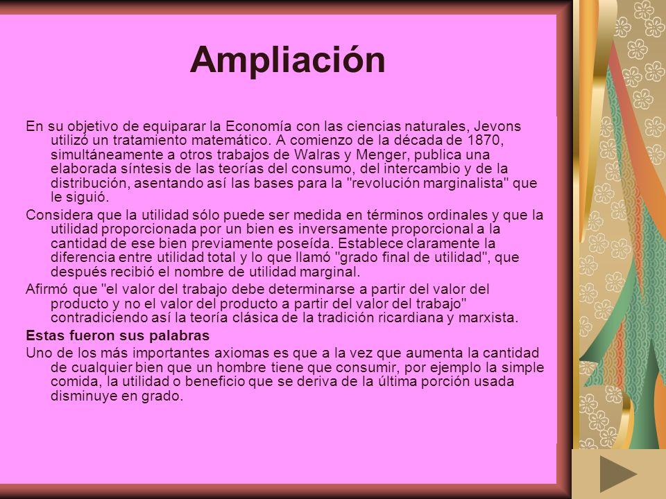 Ampliación