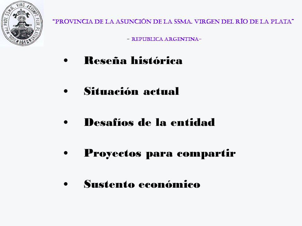 Provincia de la Asunción de la Ssma. Virgen del Río de la Plata