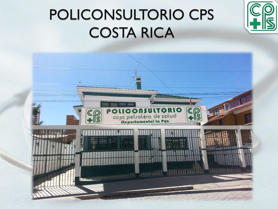 POLICONSULTORIO CPS COSTA RICA