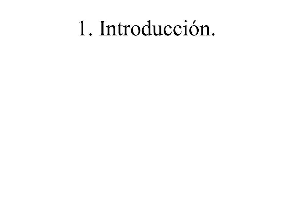 1. Introducción.