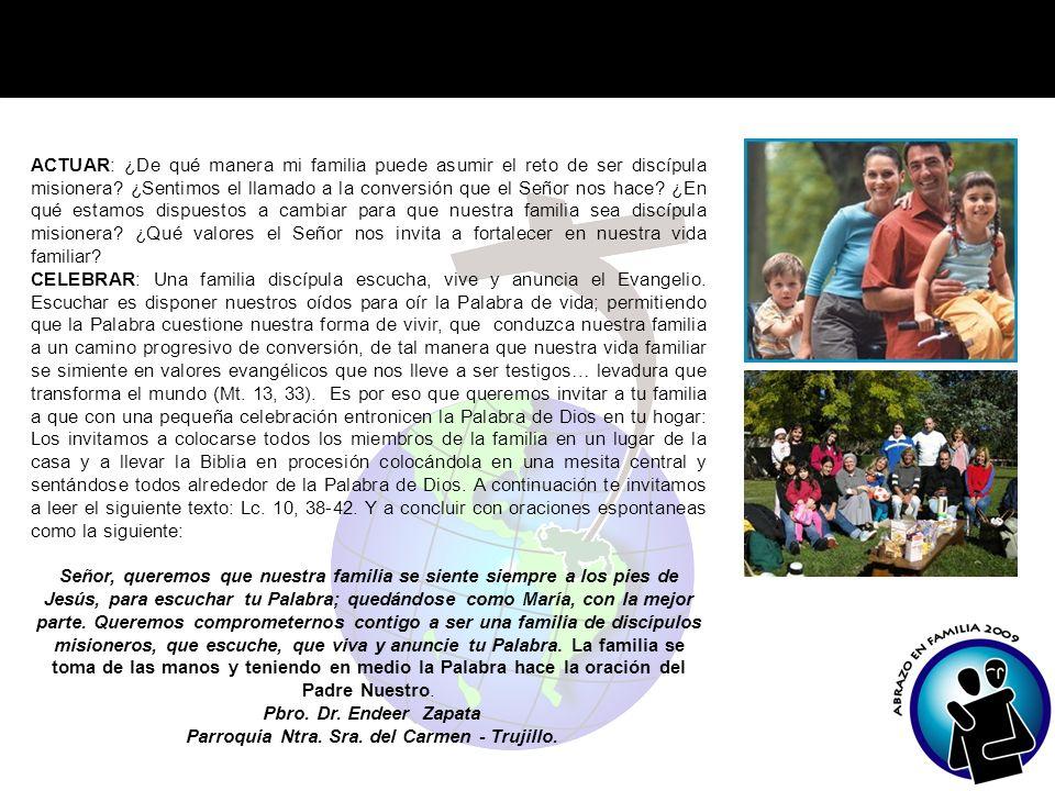 Parroquia Ntra. Sra. del Carmen - Trujillo.