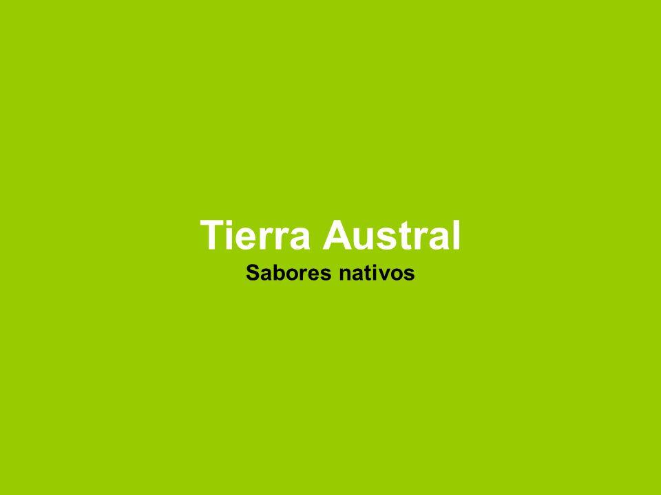 Tierra Austral Sabores nativos