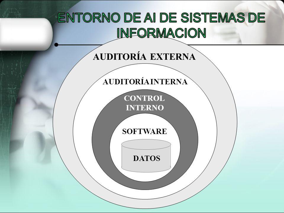 ENTORNO DE AI DE SISTEMAS DE INFORMACION