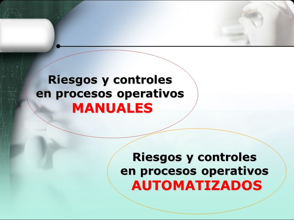 en procesos operativos en procesos operativos