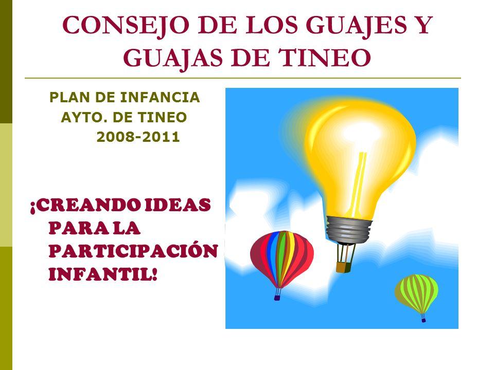 CONSEJO DE LOS GUAJES Y GUAJAS DE TINEO