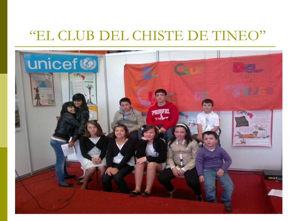 EL CLUB DEL CHISTE DE TINEO
