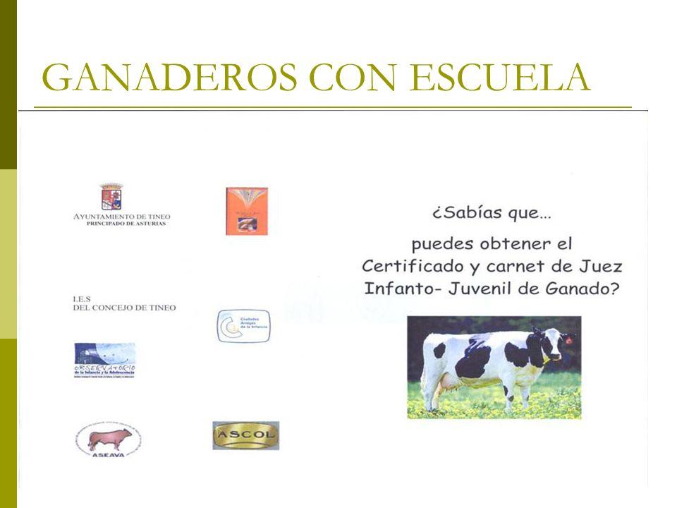GANADEROS CON ESCUELA