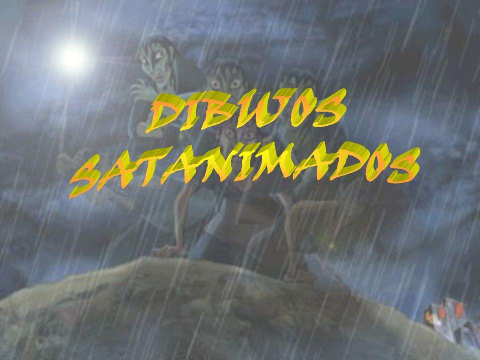 DIBUJOS SATANIMADOS