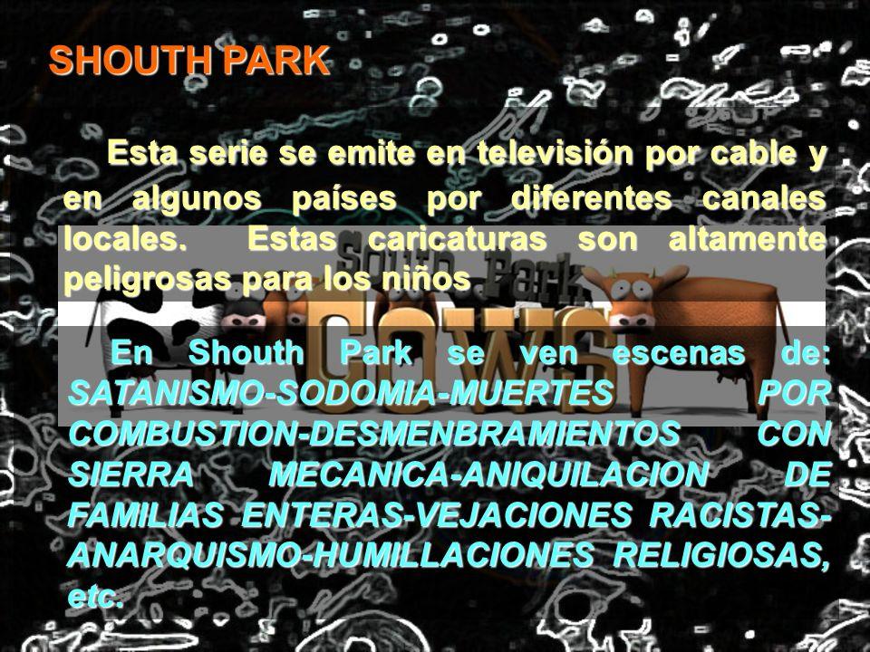 SHOUTH PARK