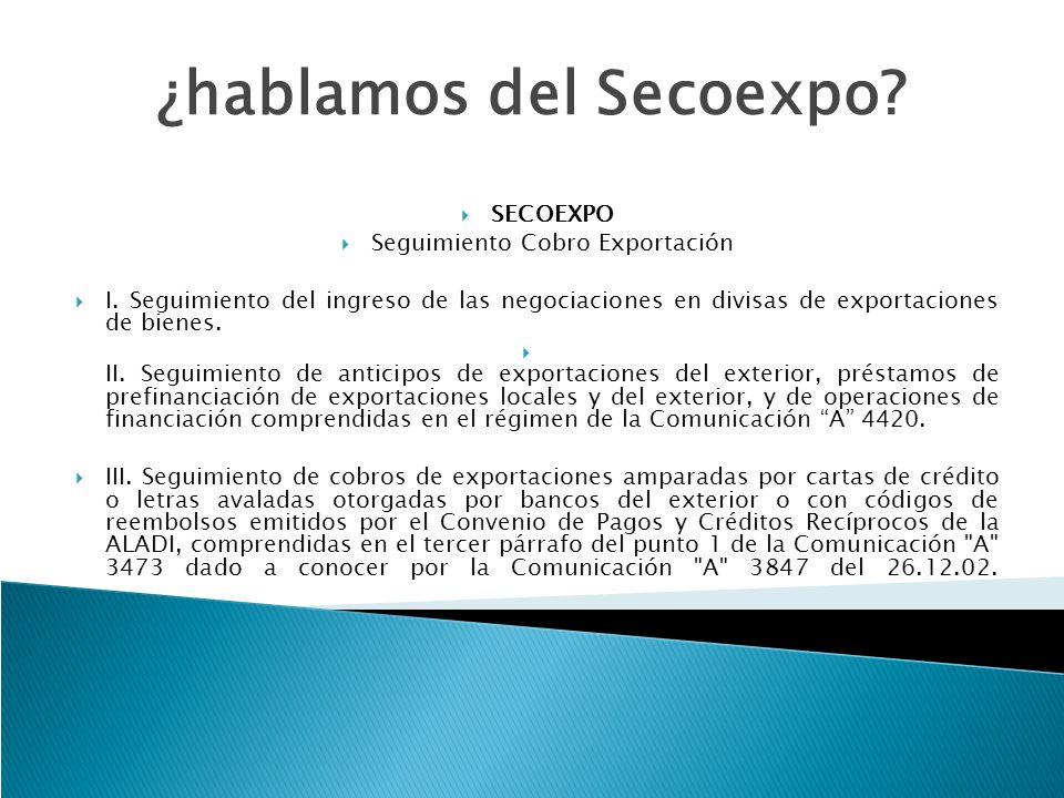 ¿hablamos del Secoexpo