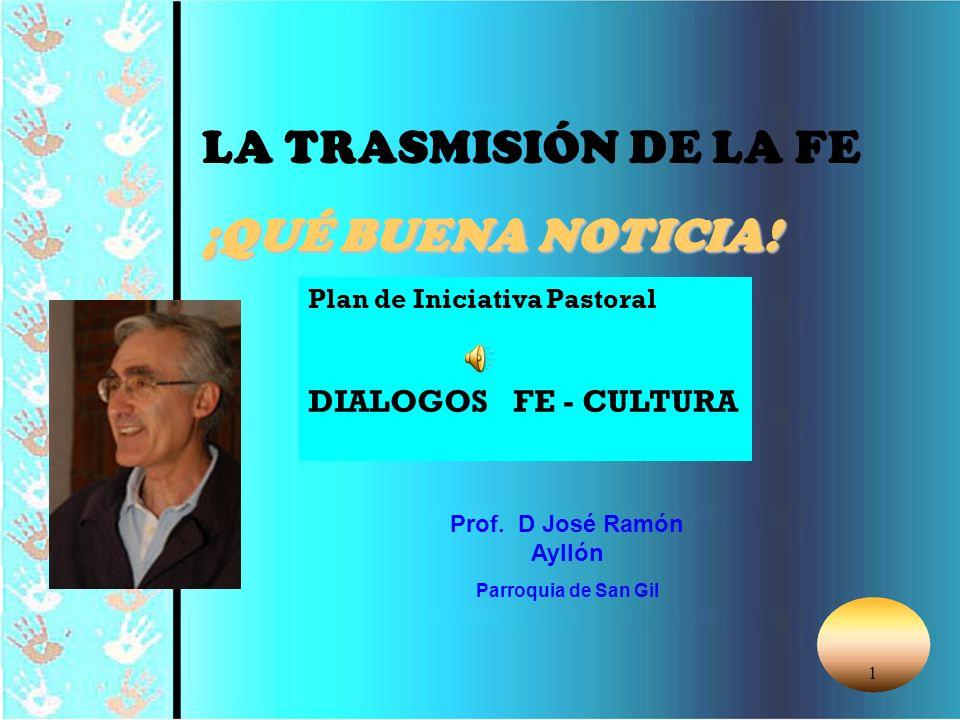 Prof. D José Ramón Ayllón