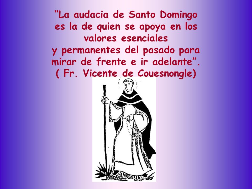 ( Fr. Vicente de Couesnongle)