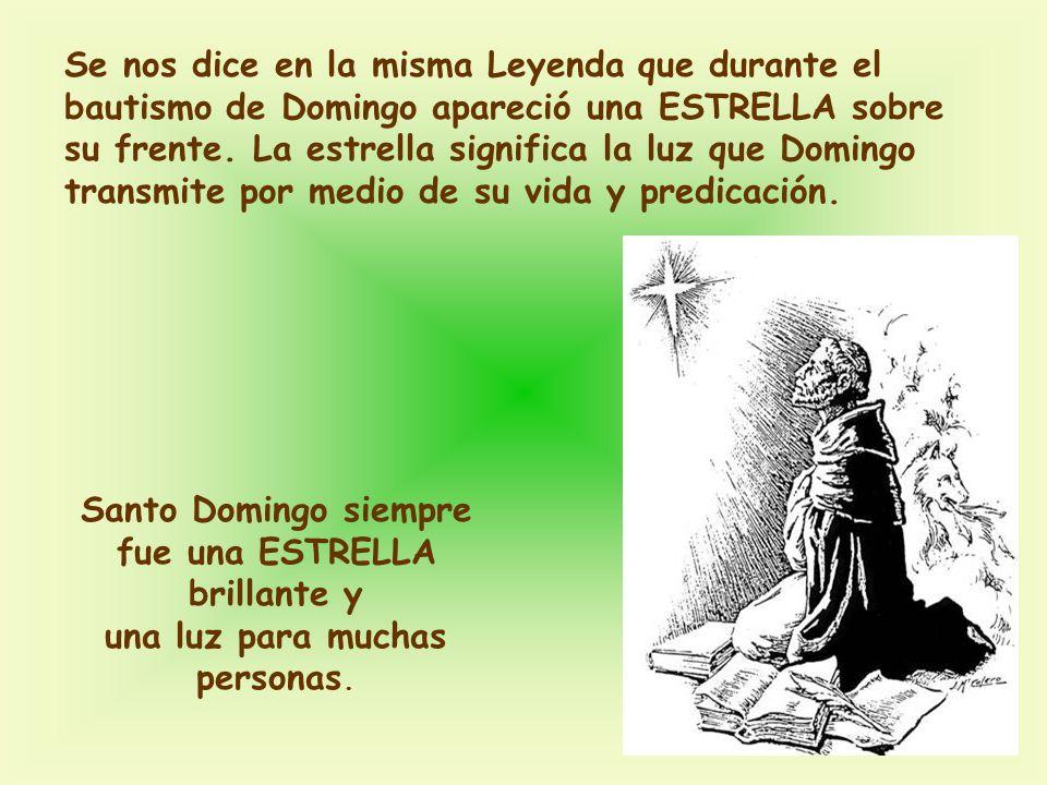 Santo Domingo siempre fue una ESTRELLA brillante y