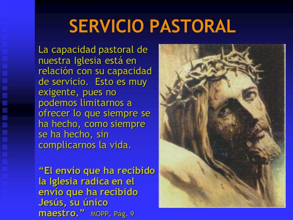 SERVICIO PASTORAL