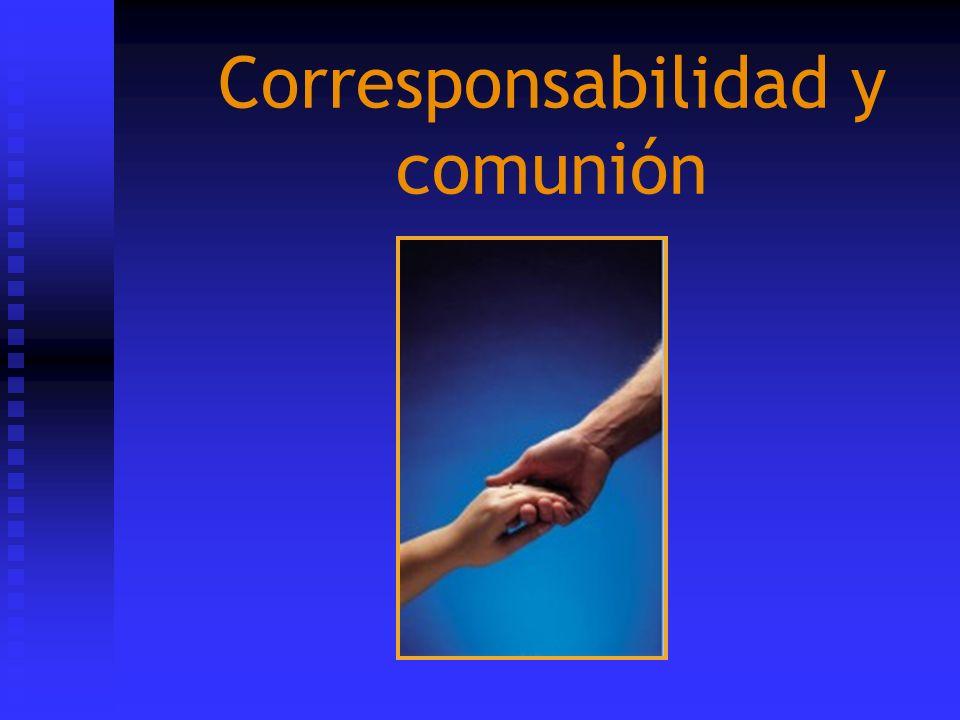 Corresponsabilidad y comunión