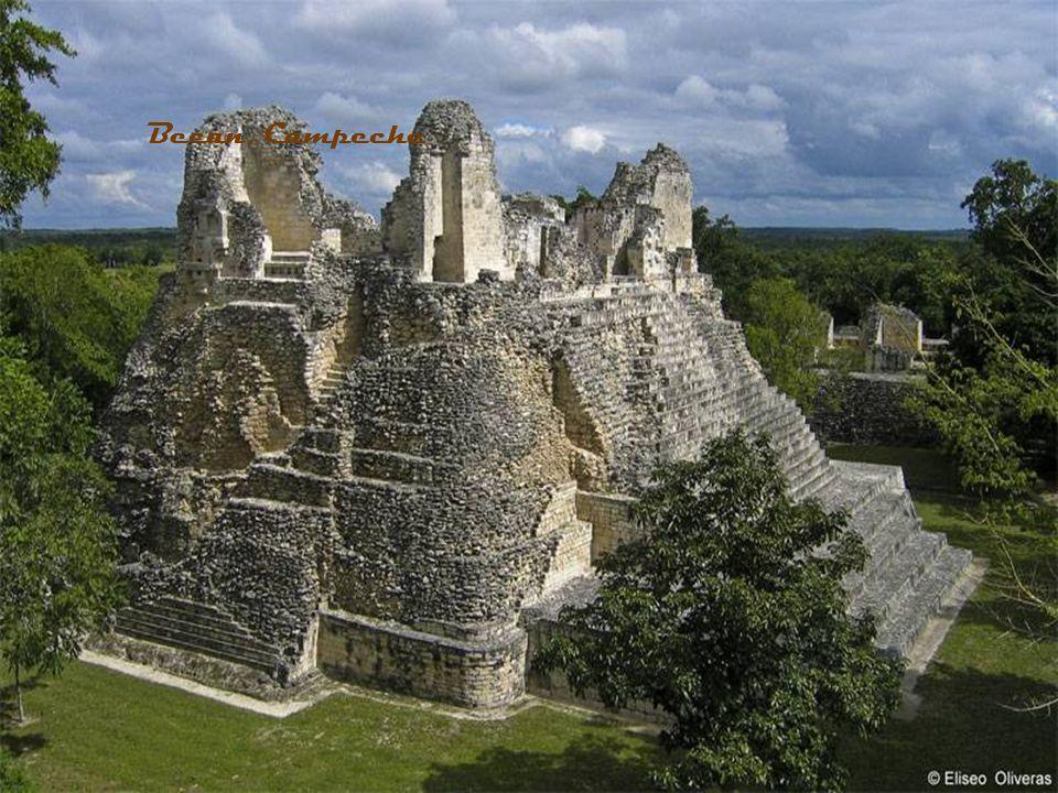 Becan, Campeche