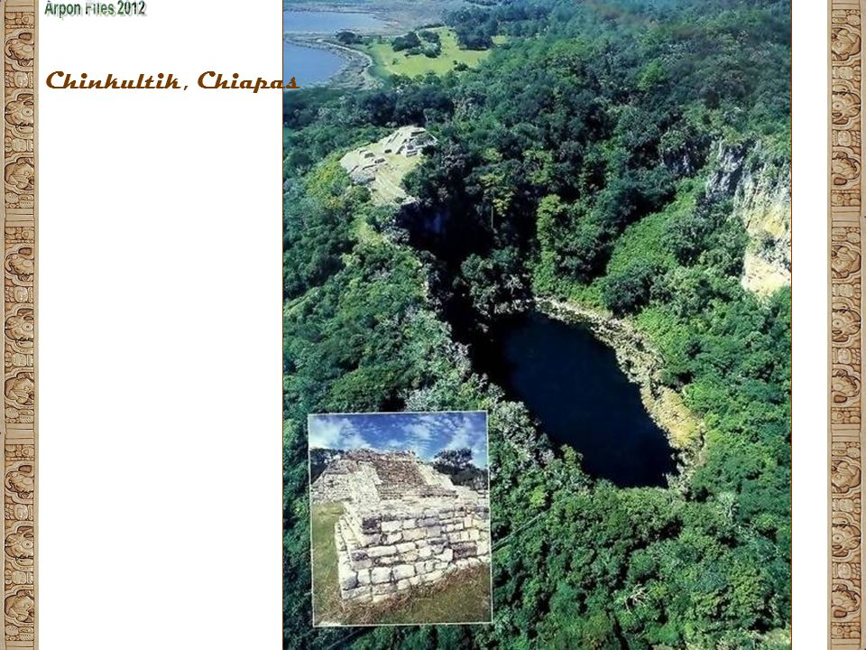 Chinkultik, Chiapas