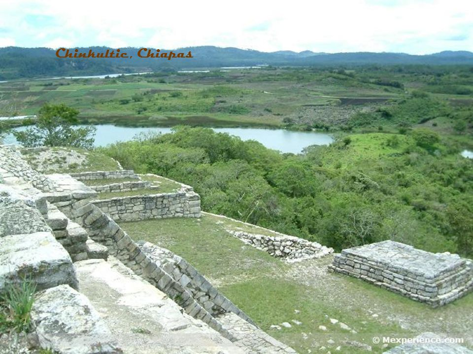 Chinkultic, Chiapas