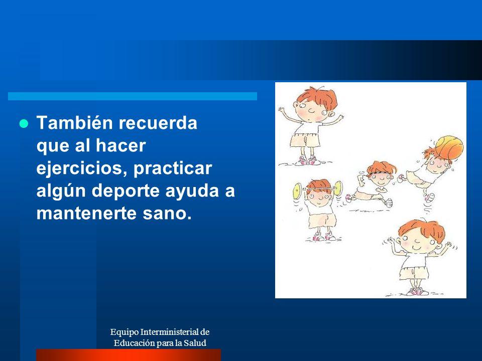 Equipo Interministerial de Educación para la Salud