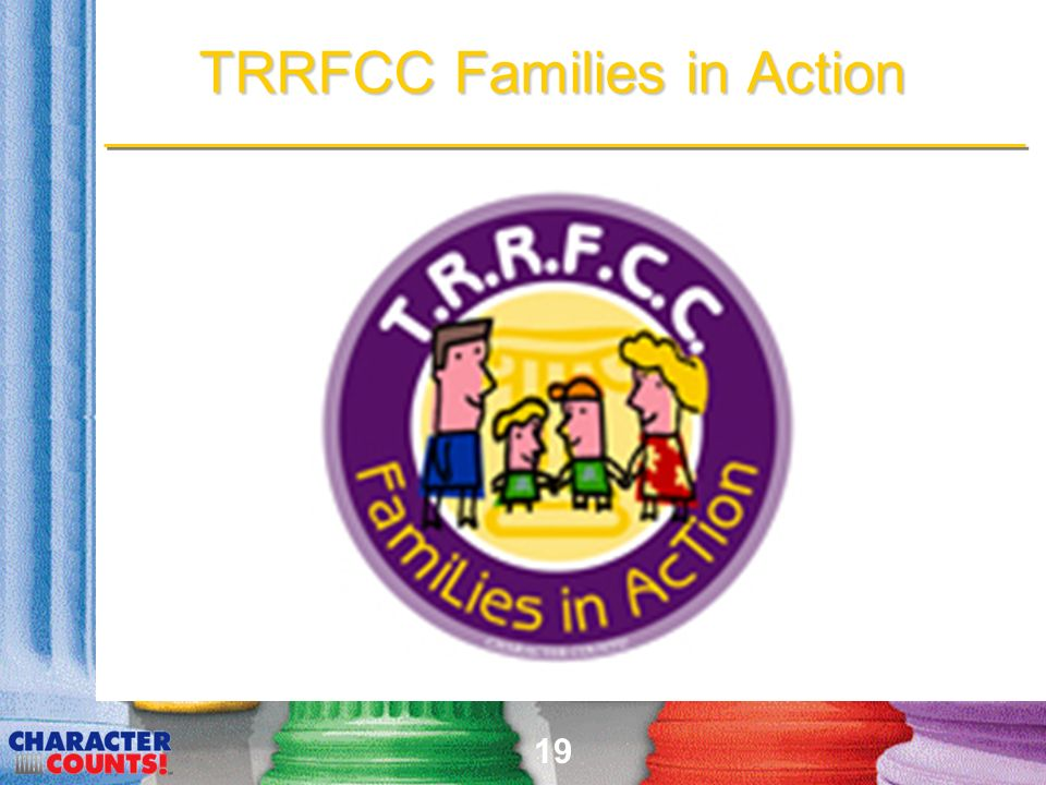 TRRFCC Families in Action